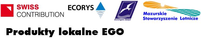 Produkty lokalne w EGO